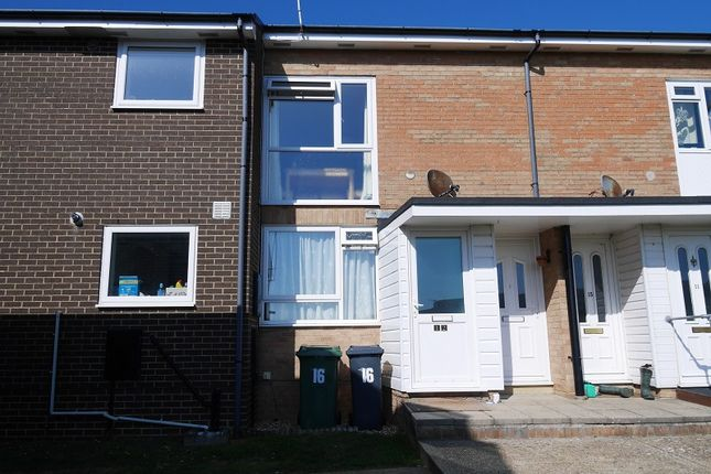 Thumbnail Maisonette to rent in Forest Way, Winford, Sandown, Isle Of Wight.