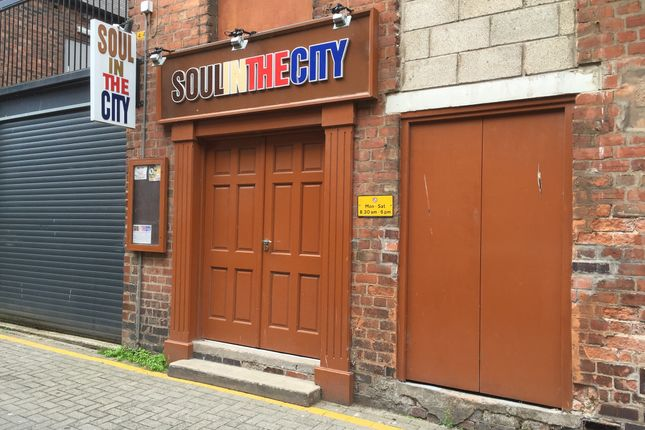 Thumbnail Leisure/hospitality to let in First Floor, 20-24 Lonsdale Street, Carlisle