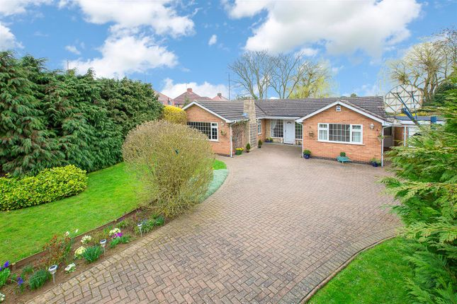 Thumbnail Detached bungalow for sale in Pipers Close, Kettering