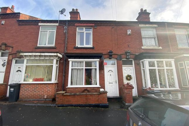 Front Elevation of Bradleymore Road, Brierley Hill DY5