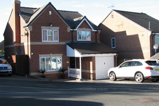Thumbnail Detached house for sale in Gayton Road, Ilkeston