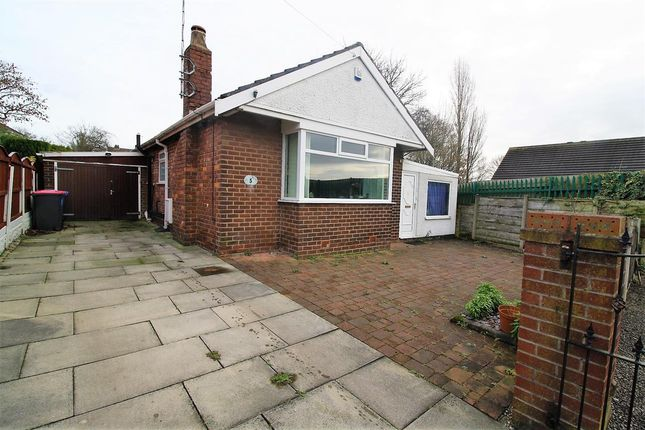 Thumbnail Bungalow for sale in Mesnefield Road, Salford