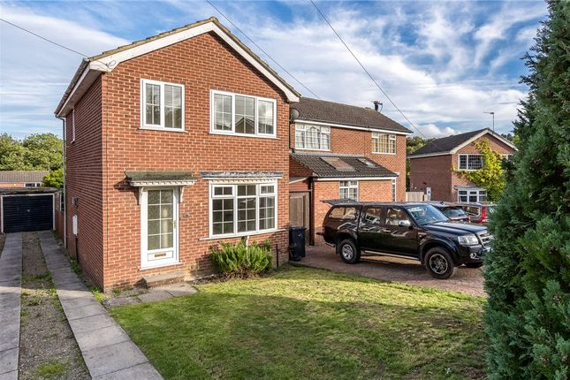 Thumbnail Detached house to rent in Fewston Crescent, Harrogate, North Yorkshire