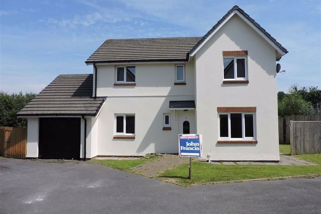 4 bed detached house for sale in Panteg Uchaf, Narberth, Pembrokeshire SA67