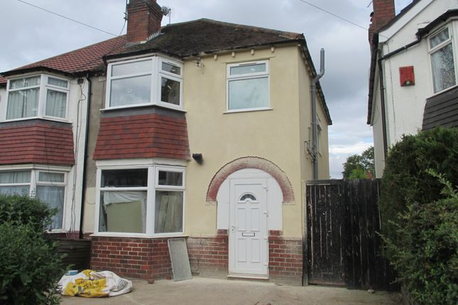 Thumbnail Semi-detached house to rent in Ridgeacre Lane, Quinton, Birmingham