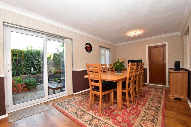 Dining Room of Portman Close, Bexley, Kent DA5