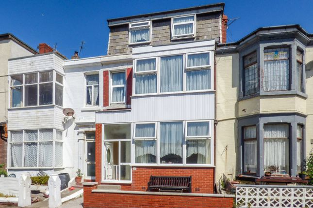 Thumbnail Terraced house for sale in Shaw Road, Blackpool, Lancashire
