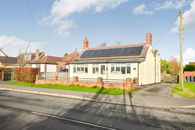 Thumbnail Detached bungalow for sale in Chesterfield Road, Huthwaite, Sutton-In-Ashfield