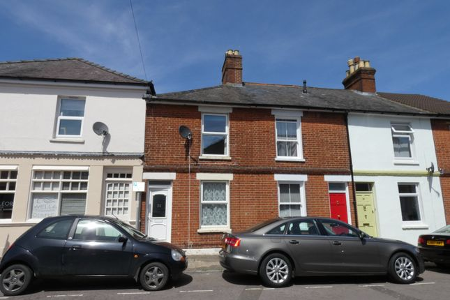 Thumbnail Terraced house to rent in East Street, Salisbury