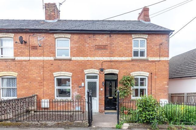 Thumbnail Terraced house for sale in Sixth Avenue, Greytree, Ross-On-Wye