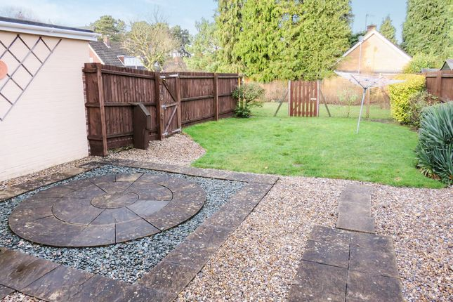 Thumbnail Detached bungalow for sale in Mackenzie Road, Thetford