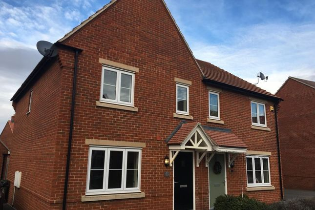 Thumbnail Semi-detached house to rent in Great Western Park, Didcot