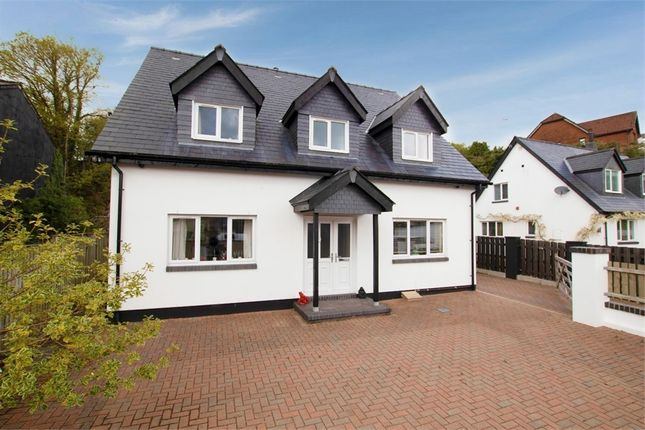 Thumbnail Detached house for sale in High Street, Blackwood, Caerphilly