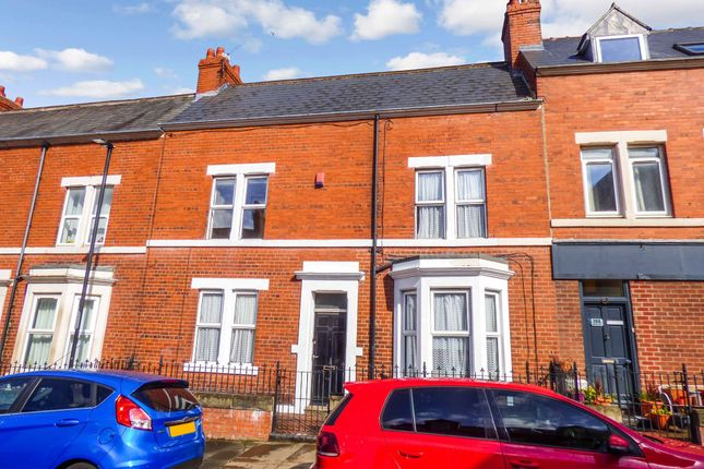 5 bed terraced house for sale in Wingrove Avenue, Newcastle Upon Tyne NE4