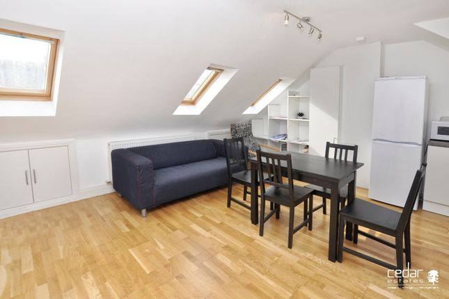Thumbnail Flat to rent in Gascony Avenue, London