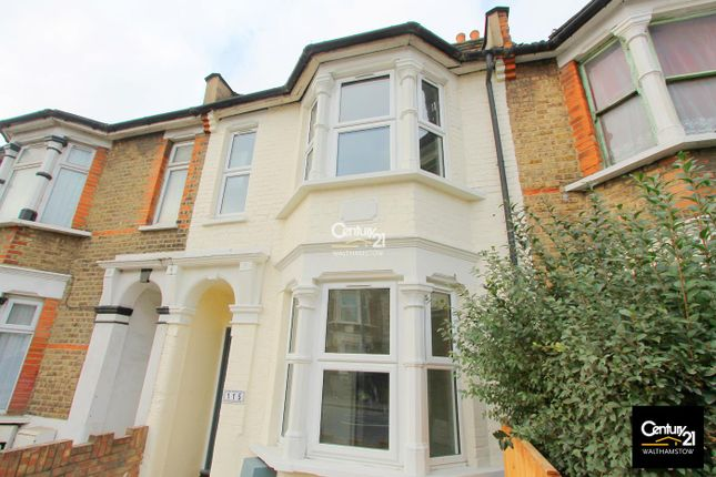 Thumbnail Flat to rent in First Floor Flat, Blackhorse Lane, Walthamstow