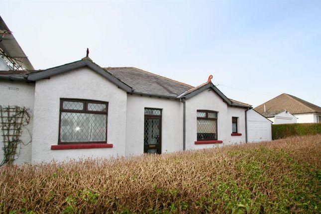 Thumbnail Detached bungalow for sale in Hall Park, Lancaster
