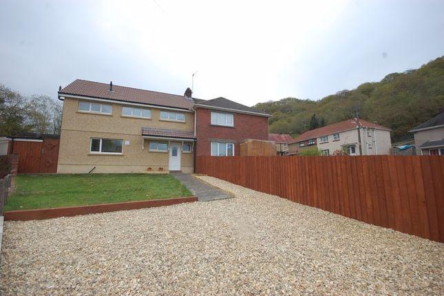 Thumbnail Semi-detached house for sale in 1 Heol Dyddwr, Tonna, Neath