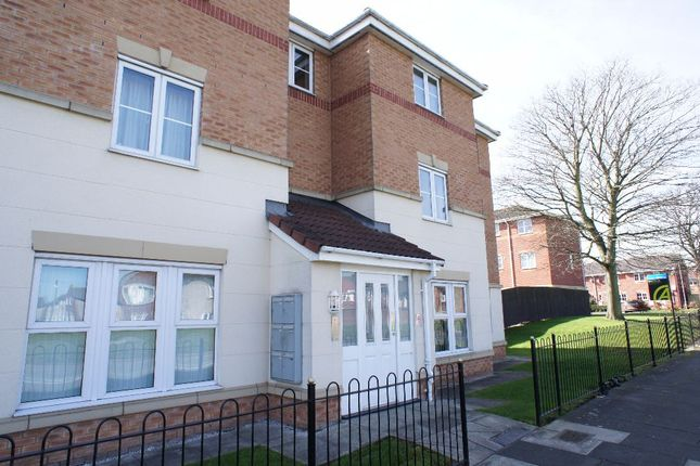 Thumbnail Flat to rent in Oaklands Park, Newton Road, St Helens