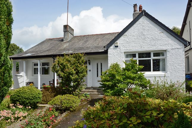 Thumbnail Detached bungalow to rent in Woodland Road, Ulverston