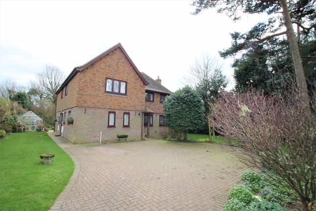 Detached house for sale in The Street, West Hougham, Dover