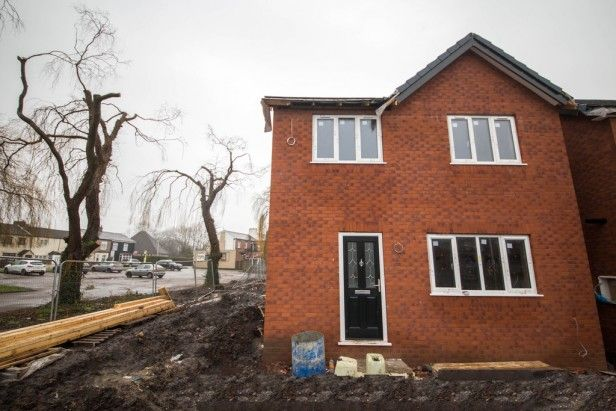 Thumbnail Property for sale in Connaught Drive, Newton-Le-Willows