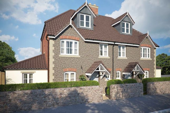 3 bedroom semi-detached house for sale in High Street, Portishead, Bristol