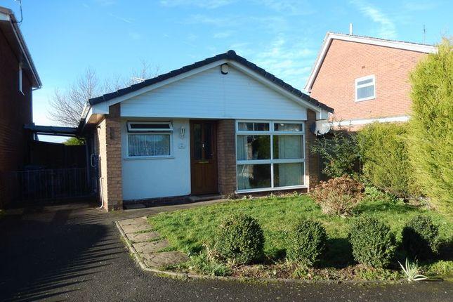 Thumbnail Bungalow to rent in Sherwood Grove, Bingham, Nottingham