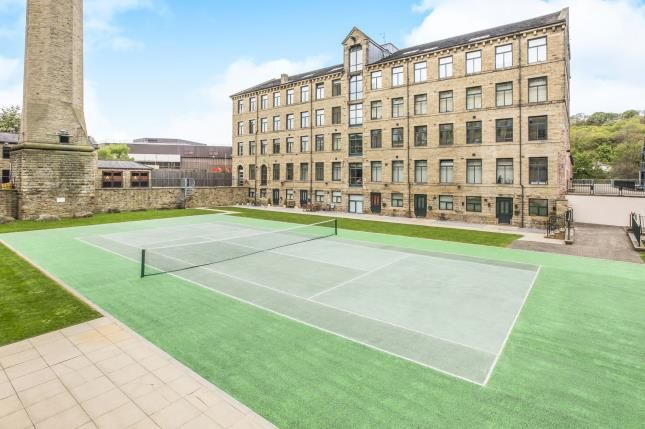 Thumbnail Flat for sale in Old Mill, Salts Mill Road, Shipley, West Yorkshire