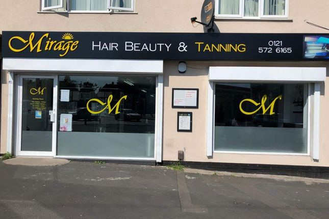 Retail premises for sale in Mirage Hair Beauty And Tanning, Wednesbury