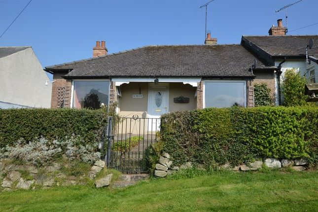 Thumbnail Bungalow for sale in Thropton, Morpeth, Northumberland