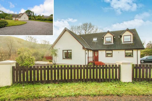Thumbnail Detached house for sale in Achindarroch Road, Duror