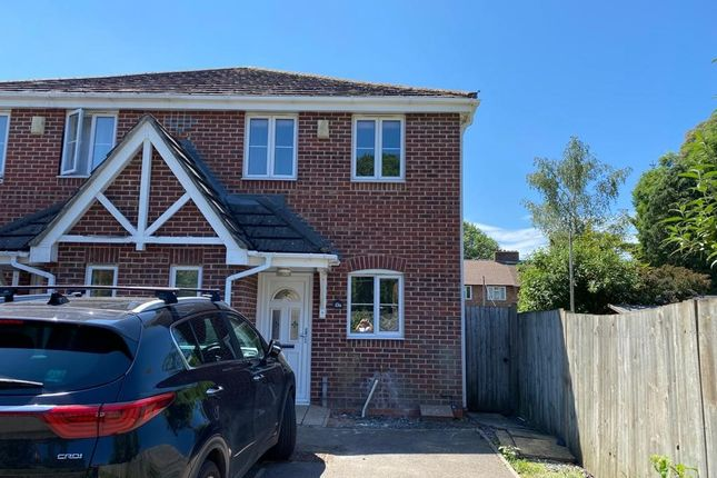 Thumbnail Semi-detached house to rent in Portsmouth Road, Southampton