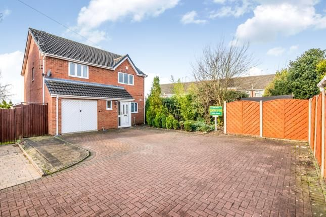 Thumbnail Detached house for sale in The Coppice, Willenhall, West Midlands