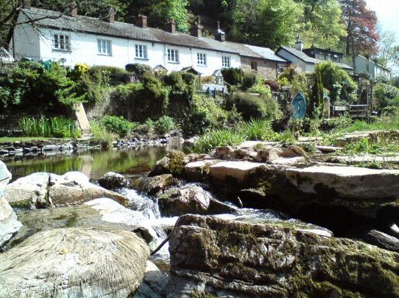 Thumbnail Cottage for sale in Northmoor Road, Dulverton