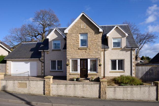 Thumbnail Detached house for sale in Duns Road, Coldstream