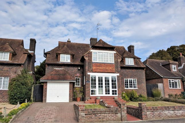 Thumbnail Detached house for sale in Court Close, Brighton