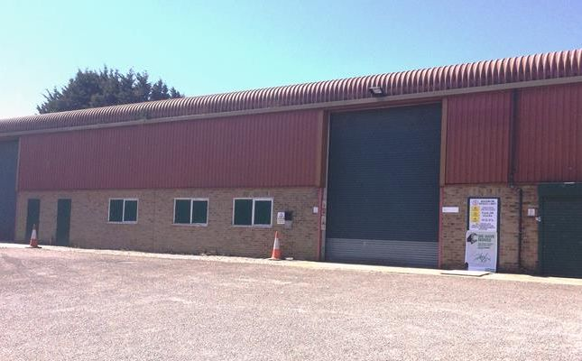 Thumbnail Light industrial to let in E1/E2 Beaver Business Park, Ashford, Kent