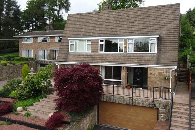 Thumbnail Detached house for sale in Cripton Lane, Rattle, Ashover, Derbyshire