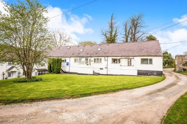 Thumbnail Terraced house for sale in Y Llys, Llanbedr Hall, Ruthin, Denbighshire