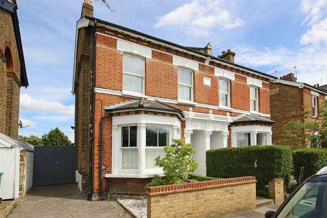 Thumbnail Property to rent in Church Road, Teddington