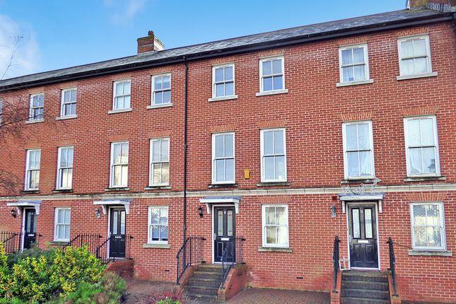 Thumbnail Town house to rent in Viking Terrace, Surrey Street, Littlehampton