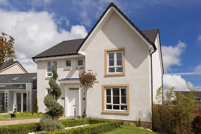 "Thumbnail Detached house for sale in ""Balmoral"" at Drumpellier Avenue, Coatbridge"
