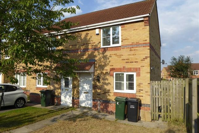 Thumbnail Semi-detached house to rent in Holme Bank Close, Bradford, West Yorkshire