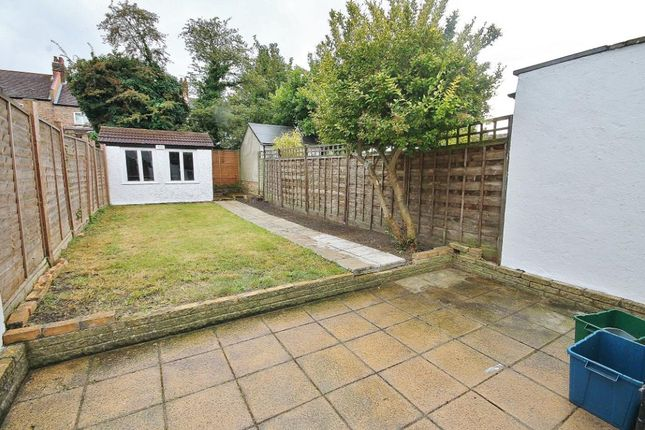 Garden of Kitchener Road, Thornton Heath CR7