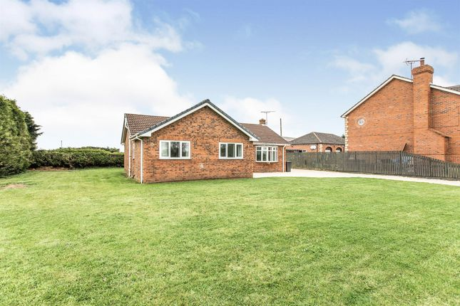 Thumbnail Detached bungalow for sale in Busk Lane, Church Fenton, Tadcaster