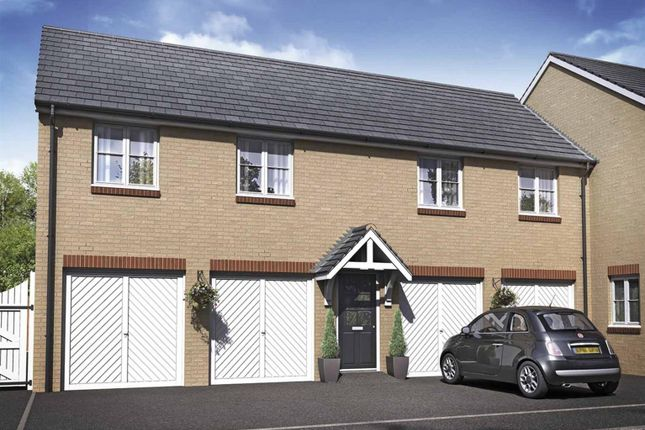 Thumbnail Flat for sale in Main Road, Barleythorpe, Oakham