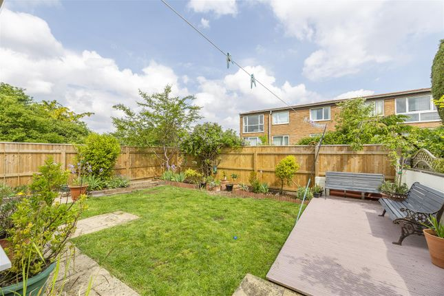 Rear Garden of Tanorth Road, Whitchurch, Bristol BS14