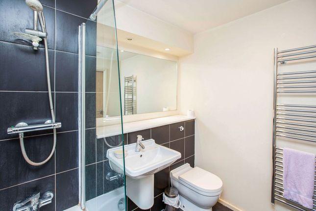 Shower Room of Devonport Street, London E1