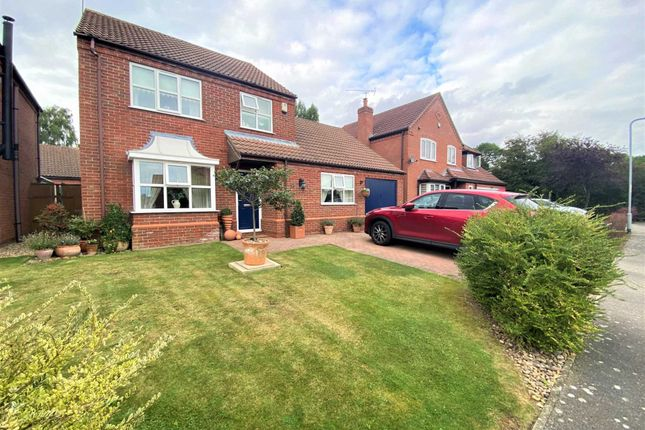 Thumbnail Detached house for sale in Saxon Way, Lincoln